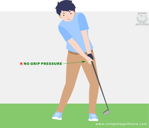 Golf Swing Mistake #2: A Grip Too Strong