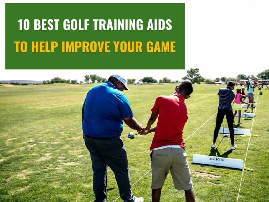 10 Best Golf Training Aids to help Improve Your Game