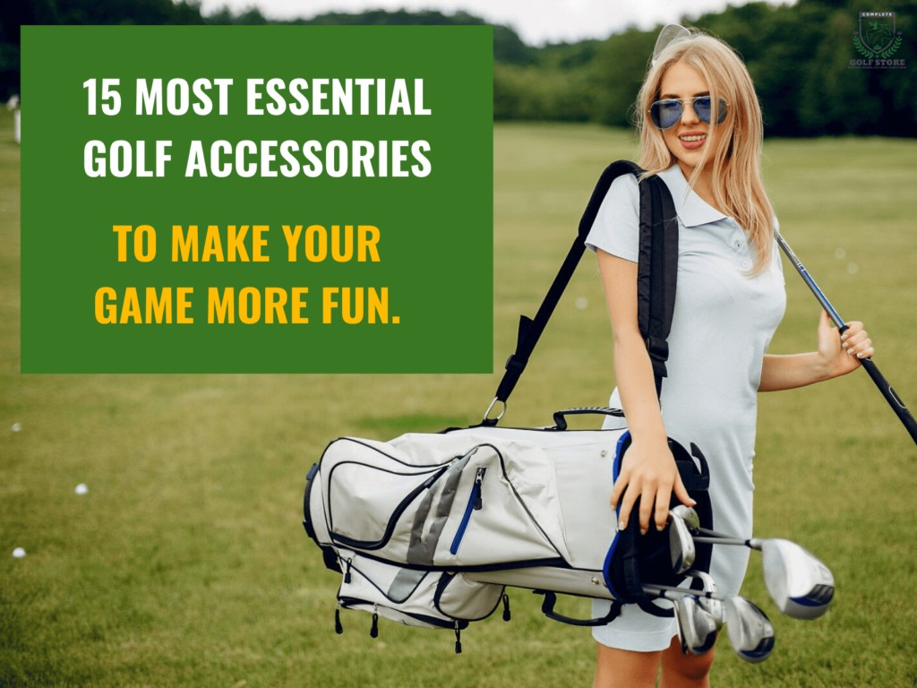 15 Essential Golf Accessories, Best Gadgets You Need In 2021