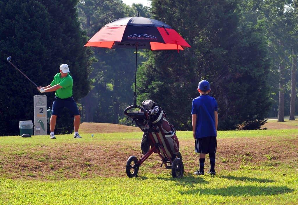 Best Umbrellas For Golf