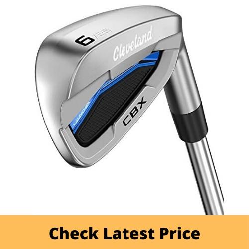 Cleveland Golf 2018 Men's Launcher CBX Iron Set Review