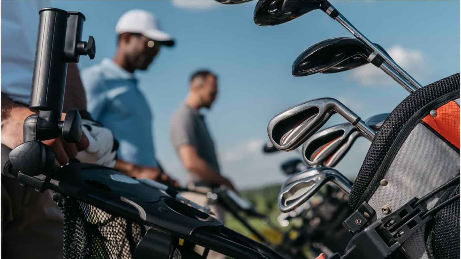 Golf Clubs 8