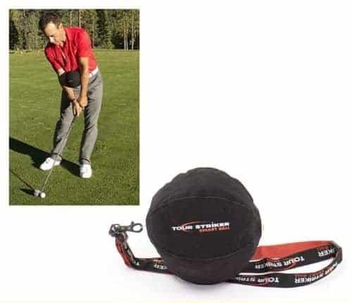 Tour striker smart ball golf training aid
