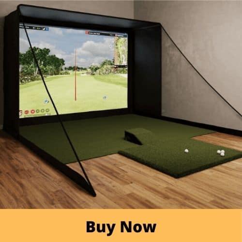 FlightScope Mevo+ SIG12 Golf Simulator