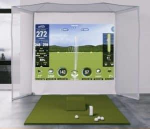 SkyTrak Golf Simulator Flex Space Package