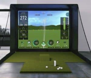 SkyTrak SIG10 Home Golf Simulator