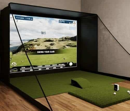 SkyTrak SIG12 Indoor Golf Simulator