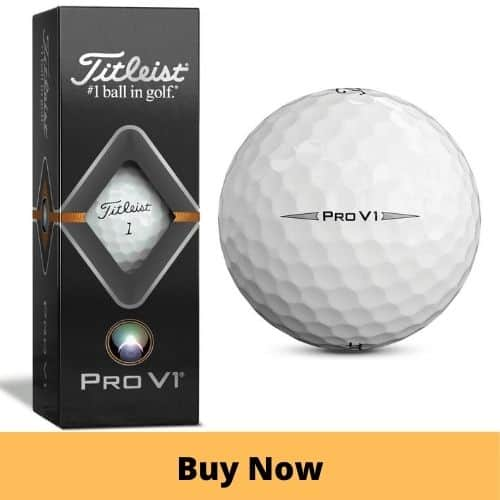Titleist Pro V1 Review