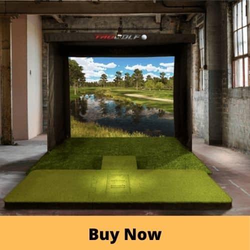 Trugolf Vista 10 Indoor Golf Simulator