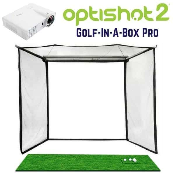 OptiShot 2 Golf In A Box Pro Simulator Review