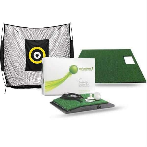 OptiShot 2 Golf In Box Simulator Package Review 7