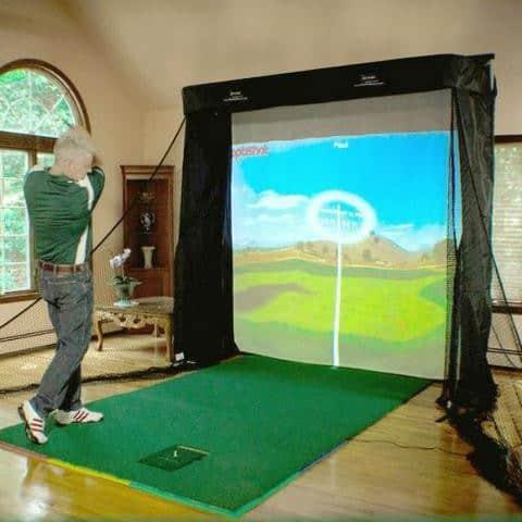 OptiShot 2 Platinum Golf Simulator Review