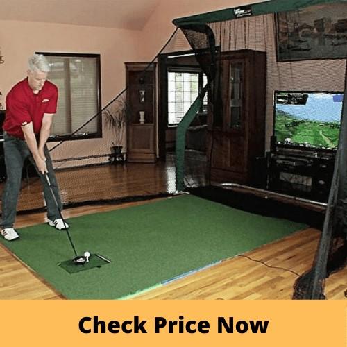 OptiShot 2 Practice Golf Simulator Home Package