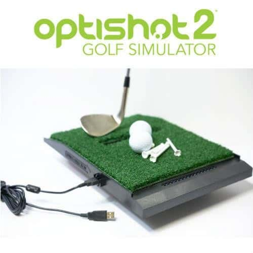 OptiShot Golf In A Box 2 Simulator Package Review