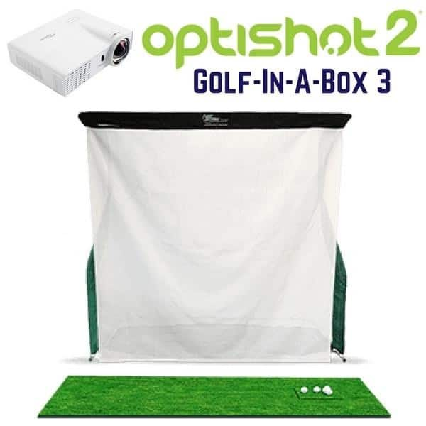 OptiShot Golf In A Box 3 Simulator Package Review