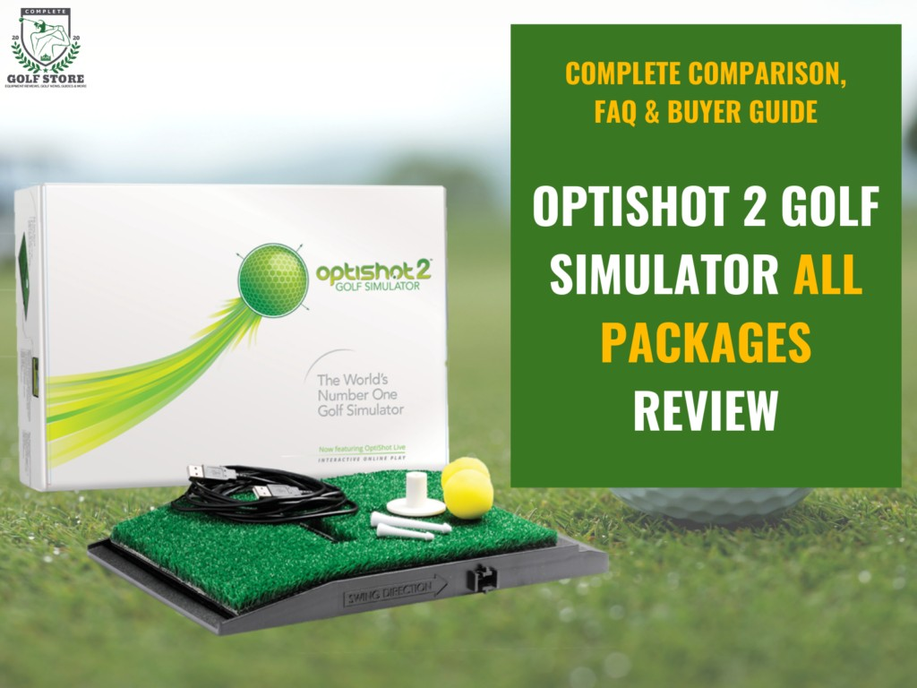 Optishot 2 Golf Simulator Review, Buyer Guide, and packages comparison