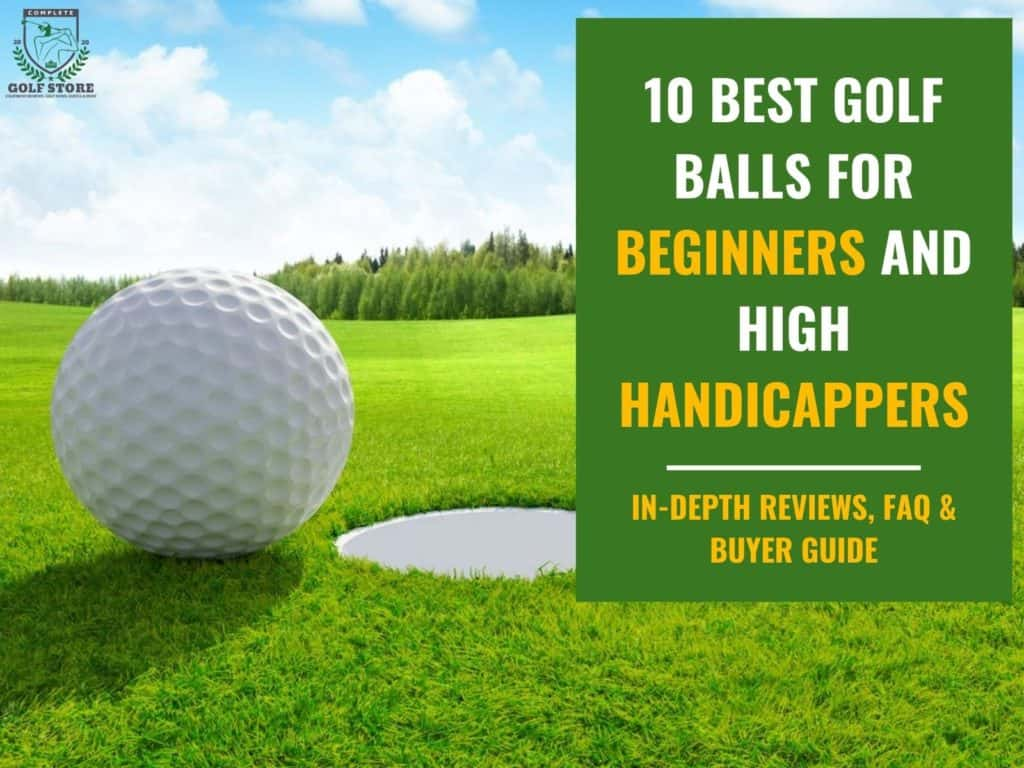 Top 10 Best golf balls for beginners, Reviews & Comparison Guide
