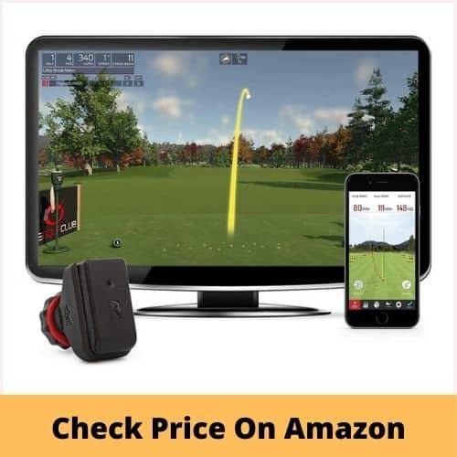 Rapsodo R-Motion Golf Club Simulator and Swing Analyzer