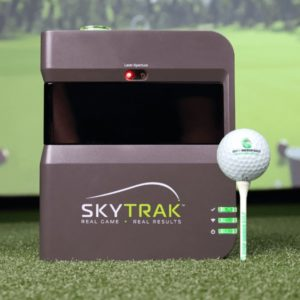 Skytrak Golf Launch Monitor With Shop Indoor Golf Ball And Tee