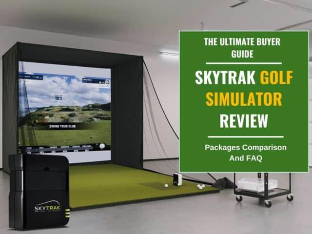 Skytrak golf Simulator Review
