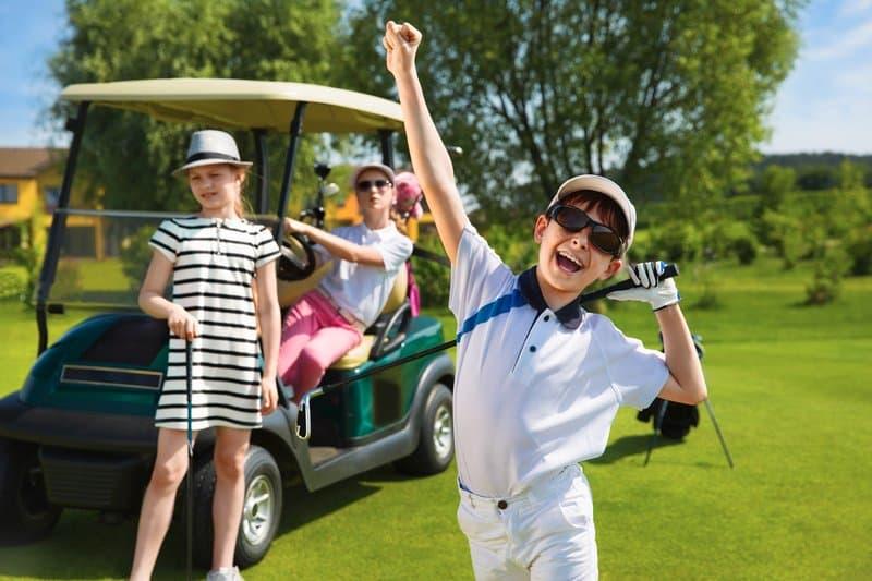 Best golf clubs for kids fun