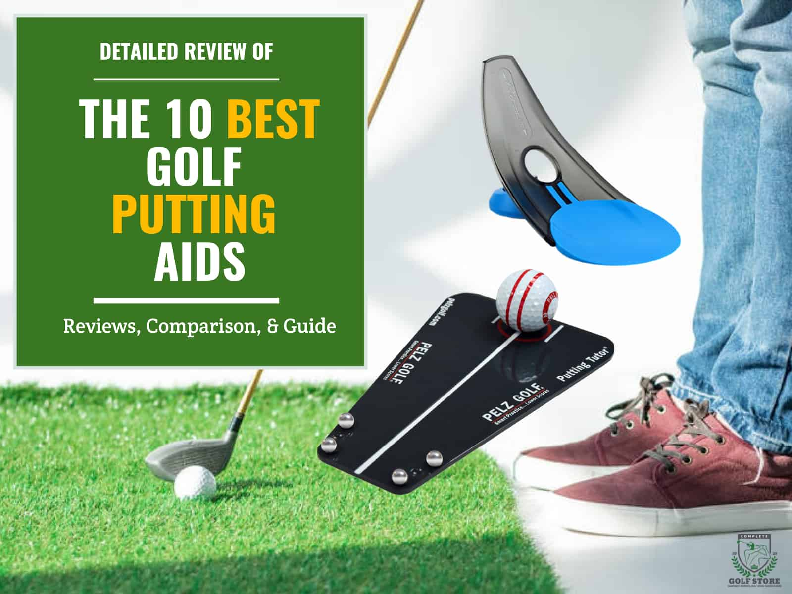 Best golf putting aids