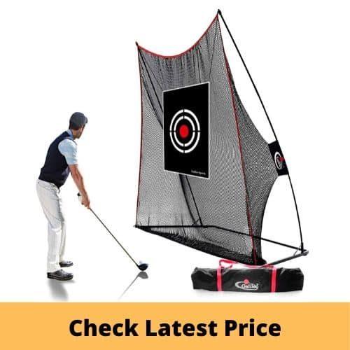 GALILEO Golf Practice Net Driving Range Golf Hitting Nets golf training aid
