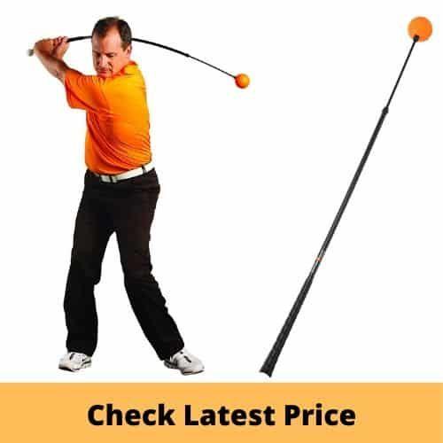 Orange Whip Golf Swing Trainer golf training aid
