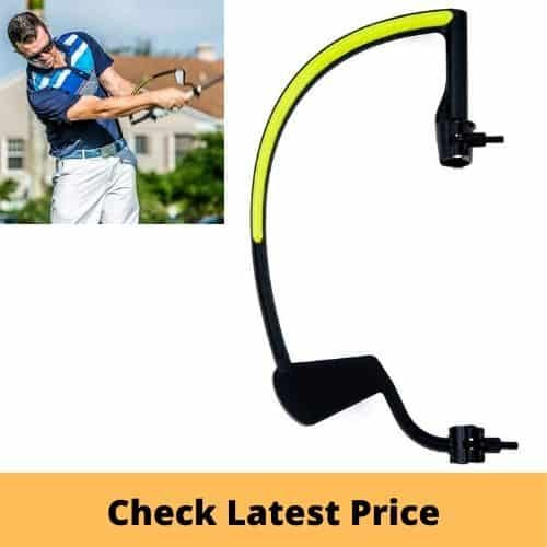 The Hanger Golf Training Aid